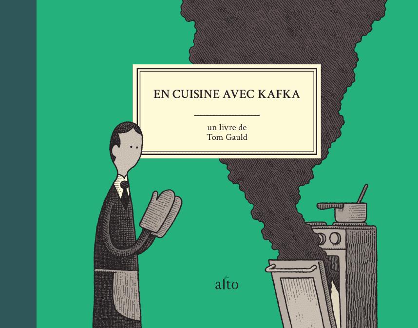 Couverture En Cuisine Avec Kafka