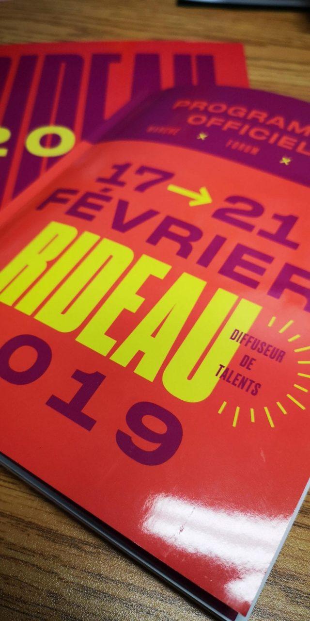 Rideau 2019